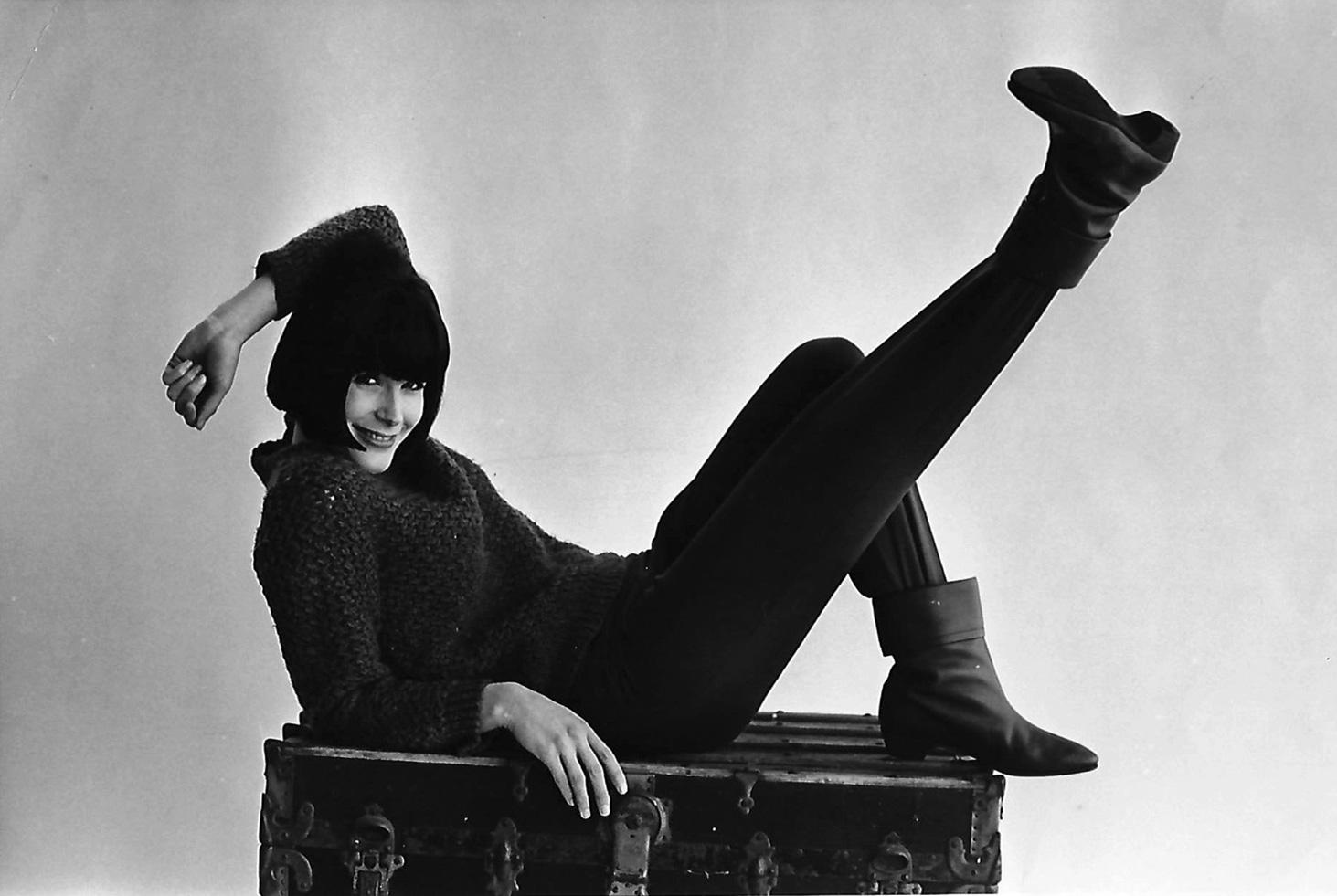 My Auntie Linda: singer, model, flight attendant
