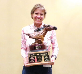 Robson Ranch 2020 Club Champion—Sheri Watkins