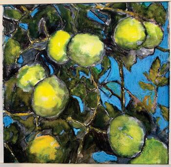 Lemons by Carolyn Buchman
