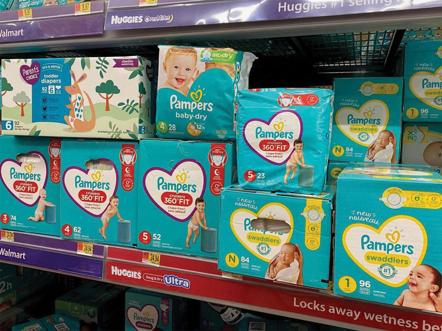 Kiwanis Diaper Drive, April 5—support the Rainbow Rooms of Denton County with much needed diapers for children going into foster care.