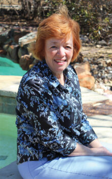 Robson resident Dr. Kim Robinson will be the Rotary speaker April 23.