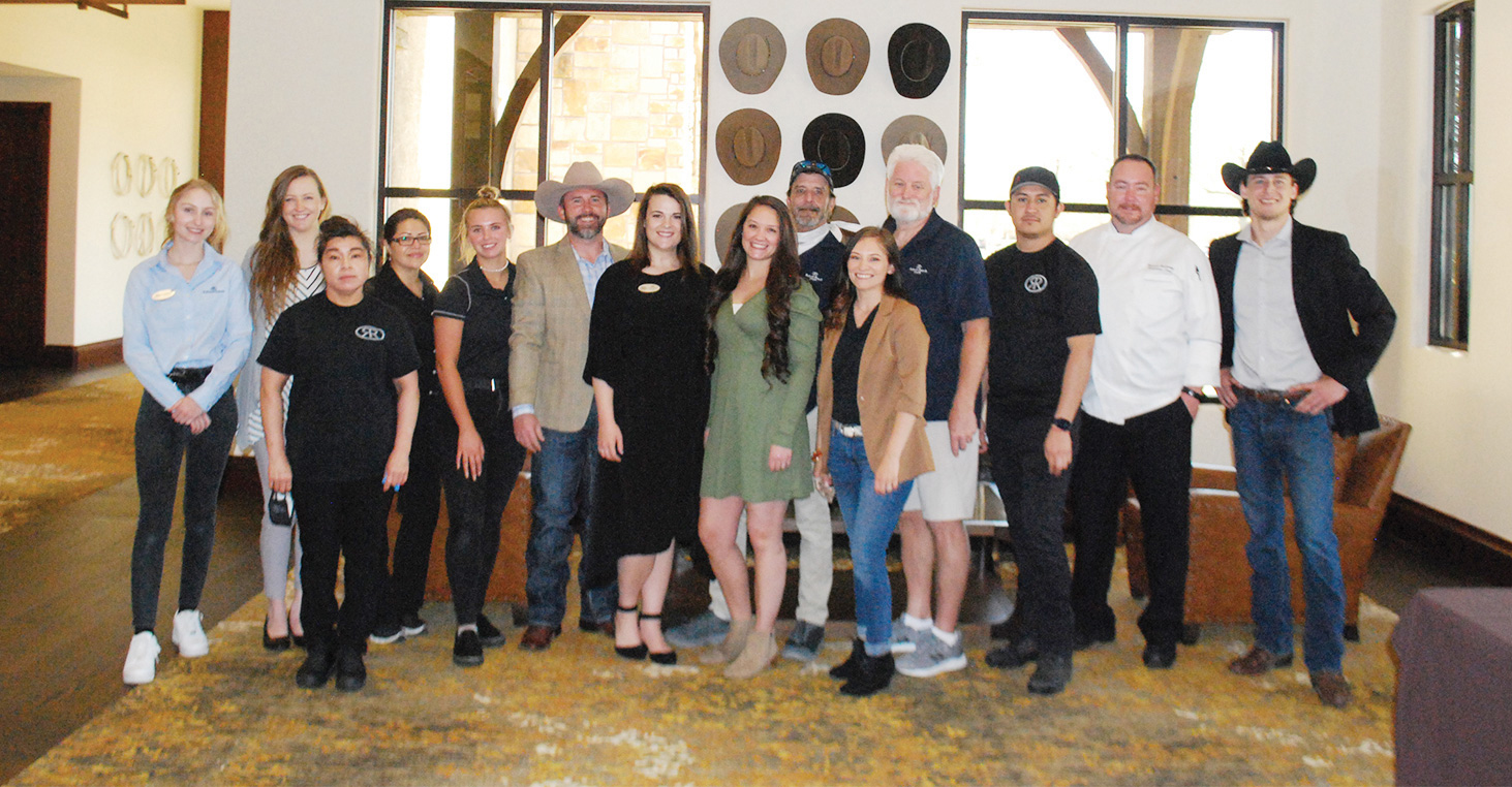 Food & Beverage and Activities staff