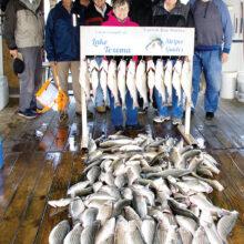 "Fishing-itis—they got it ""reel"" bad"