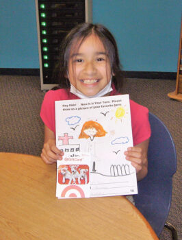 Delilah, Borman Elementary District Winner